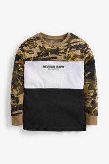 Next Colourblock T-Shirt (3-16yrs) - 270399