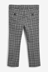 Next Check Suit Trousers (12mths-16yrs)