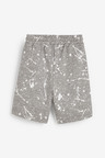 Next Splat Print Shorts (3-16yrs)