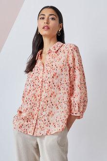 Emerge 3/4 Sleeve Shirt - 270499