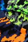 Next 7 Pack Cotton Rich Camo Trainer Socks (Older)