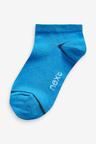 Next 7 Pack Cotton Rich Trainer Socks (Older)