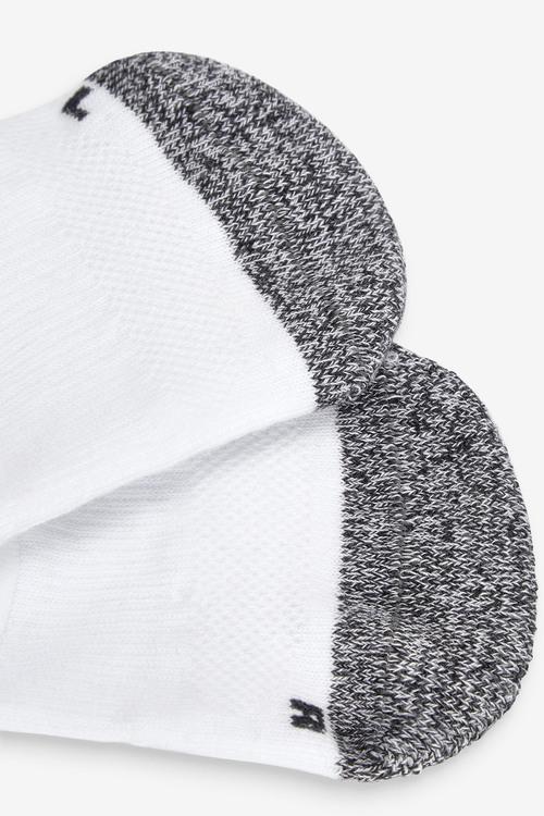Next 3 Pack Invisible Socks (Older)