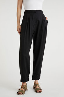 Emerge Pleat Front Cuff Pant - 270646