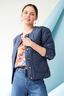 Emerge Quilted Jacket - 270655