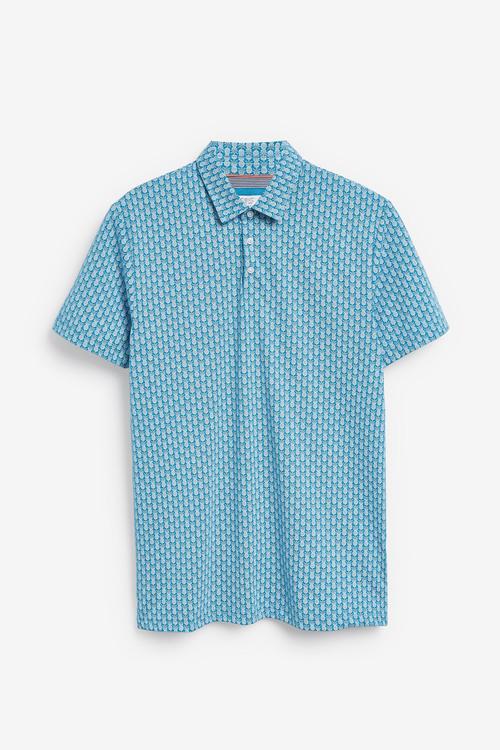 Next Print Poloshirt