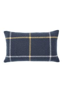Grid Wool Cushion - 270842