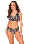 Nip Tuck Swim Selvaggio Thick Strap Bikini Set Swimsuit