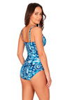 Sitara Siang Cross Front One Piece Swimsuit