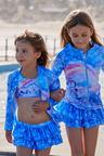 Bluesalt Beachwear Unicorn RashTop