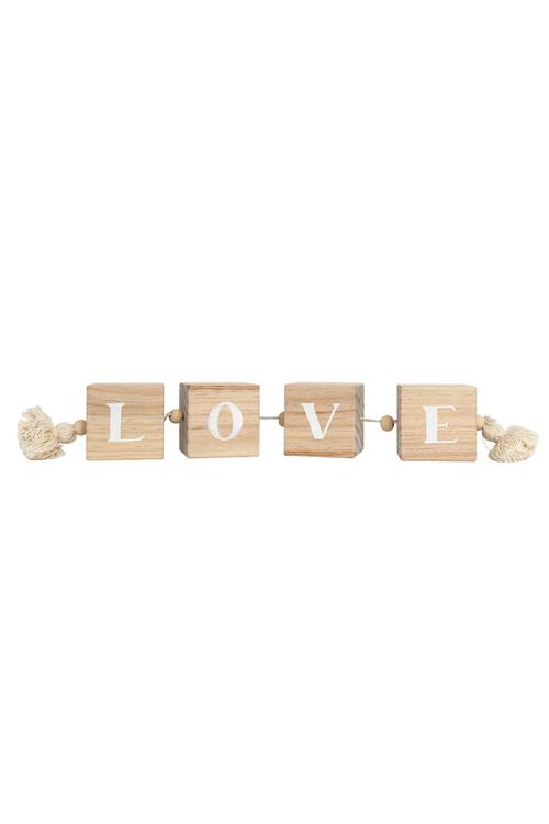 Splosh Baby Love Blockword