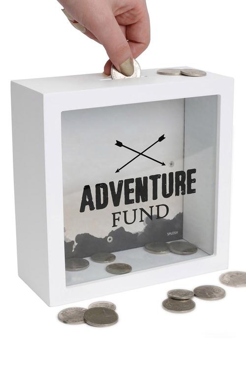 Splosh Adventure Fund Change Box