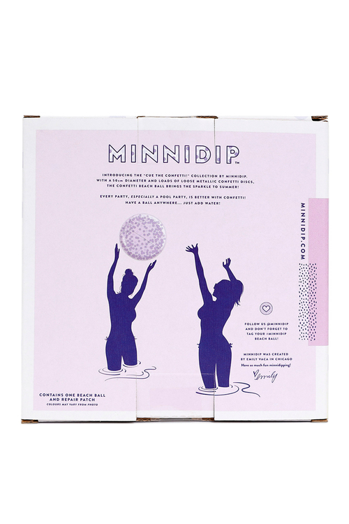 Minnidip Rose Ball and Ring Combo Pack