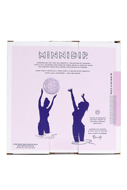 Minnidip Silver Ball and Ring Combo Pack