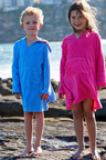 Bluesalt Beachwear Towelling Robe