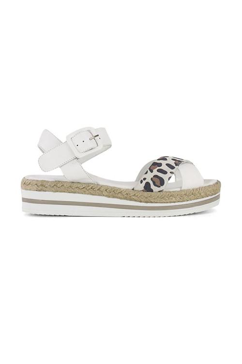 Bueno Astro Flat Sandal
