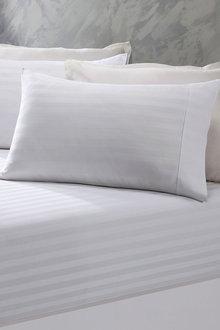 Royal Comfort Damask Stripe Cotton Blend 3-Piece Sheet Set - 271286