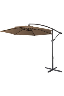 Milano Outdoor 3 Meter Hanging and Folding Umbrella - 271313