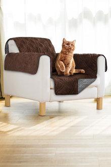 Sprint Industries Single Chair Pet Sofa Cover - 271324