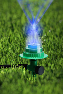 Bdirect LED Garden Water Sprinkler - 271326