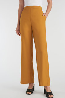 Grace Hill Wide Leg Pull on Pant - 271334