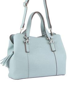 Milleni Teal Tote Handbag - 271350