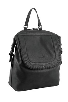 Milleni Flap Over Fashion Backpack - 271357