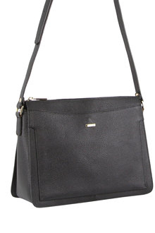 Morrissey Leather Cross-Body Handbag - 271365