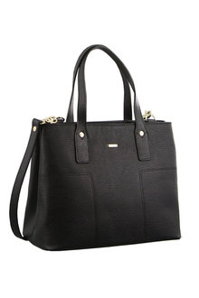 Morrissey Structured Leather Tote Bag - 271367