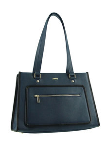 Morrissey Leather Tote Shoulder Bag - 271369