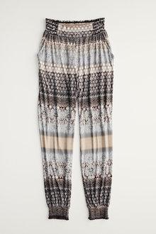 Urban Printed Beach Pants - 271713