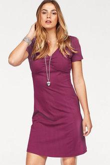 Urban V-neck Dress - 271822