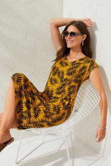 Capture V-Neck Pocket Knit Dress - 271830