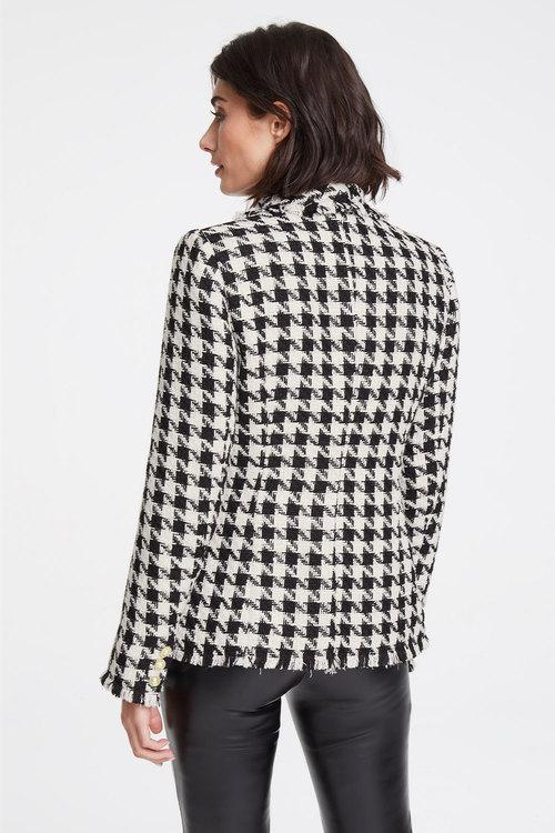 Heine Pearl Houndstooth Jacket