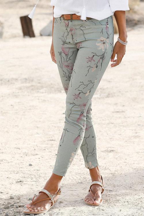 Urban Printed Pants