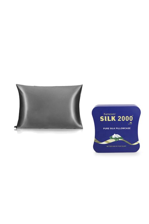 Ramesses Mulberry Silk Cooling Pillowcase