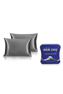 Ramesses Mulberry Silk Cooling Pillowcase Twin Pack - 272045