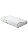 Ramesses Cooling Bamboo Memory Foam Contour Pillow