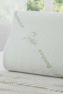 Ramesses Cooling Bamboo Memory Foam Pillow Four Pack - 272063