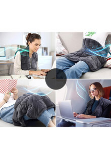 Ramesses Weighted 2kg Decompression Shoulder Blanket - 272079