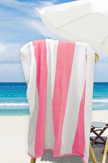 Ramesses Jacquard Velour Cotton Terry Toweling Beach Towel - 272108