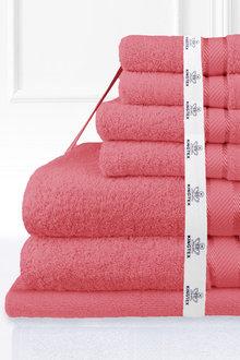 Kingtex 7 Piece Bath Sheet Set - 272109
