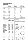 Inca Organics Organic Whey Protein Powder-Coconut-400g