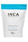 Inca Organics Organic Whey Protein Powder-Natural-1kg