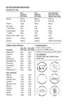 Inca Organics Organic Whey Protein Powder-Coconut-1kg