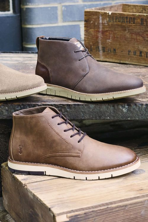 Next Wedge Sole Sport Boots