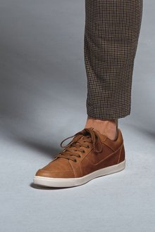 Next Embossed Side Stripe Trainers - 272245