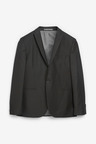Next Textured Suit: Jacket-Tailored Fit