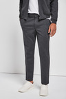 Next Jersey Motionflex Puppytooth Slim Fit Suit: Trousers