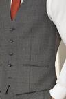 Next Empire Mills Signature Puppytooth Suit: Waistcoat